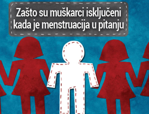 Zašto su muškarci isključeni kada je menstruacija u pitanju